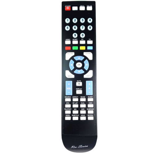 RM-Series TV Remote Control for Bush LT32M1CA