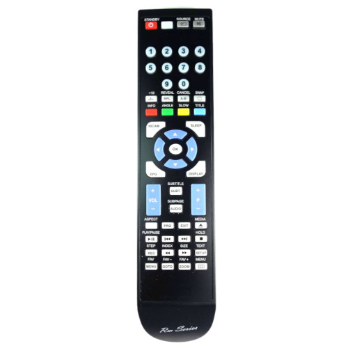 RM-Series TV Remote Control for Digitrex CFD1571