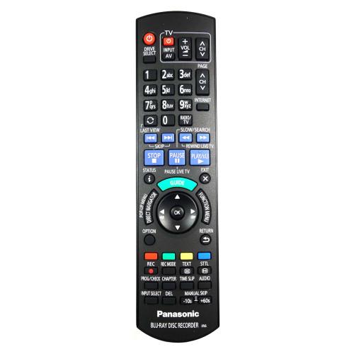 Genuine Panasonic N2QAYB000986 Blu-Ray Remote Control