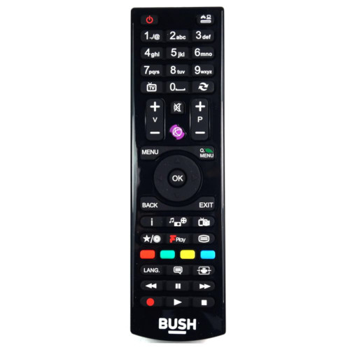 Genuine Bush RC4810F TV Remote Control