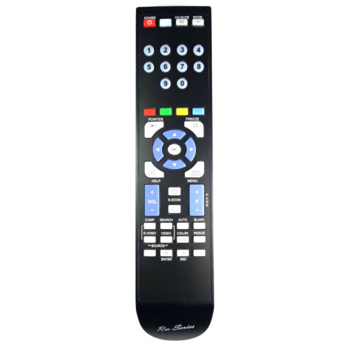 RM-Series Projector Remote Control for Epson EMP-S3
