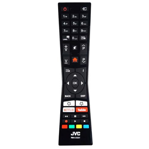 Genuine JVC LT-24VHQ52I TV Remote Control