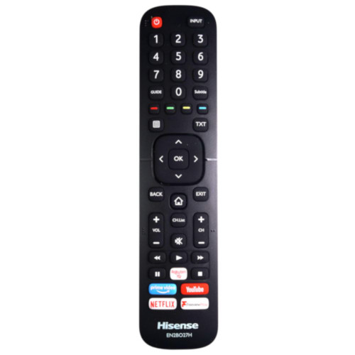Genuine Hisense EN2BO27H TV Remote Control