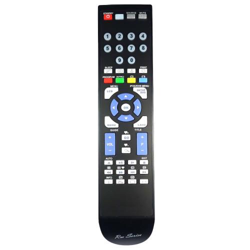 RM-Series TV Remote Control for Ferguson F2620LVD