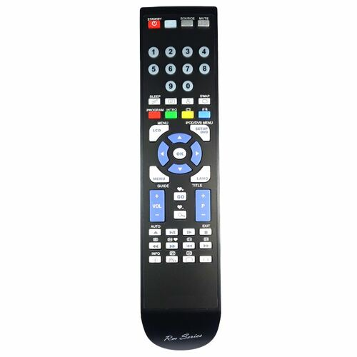RM-Series TV Remote Control for Kenmark 22LVD00DI