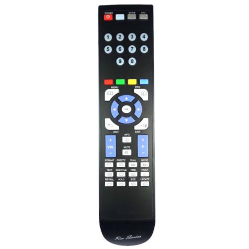 RM-Series TV Remote Control for Sharp LC-32LE144E