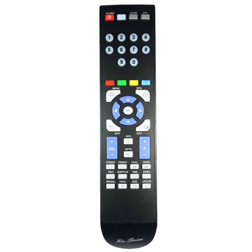 RM-Series RMC13703 TV Remote Control