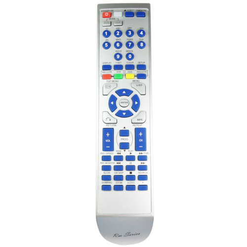 RM-Series RMC13136 DVD Recorder Remote Control