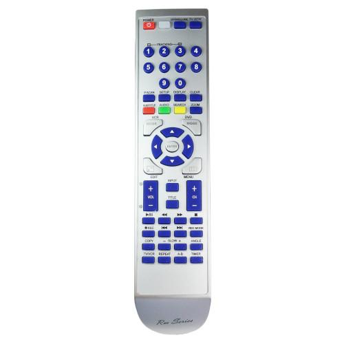RM-Series DVD Recorder Remote Control for Sanyo DVR-V100E
