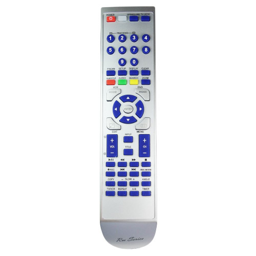 RM-Series RMC1340 DVD Recorder Remote Control