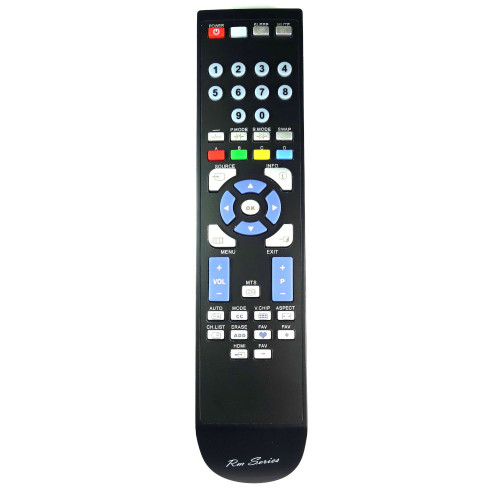 RM-Series TV Remote Control for Seiki SE55GY19
