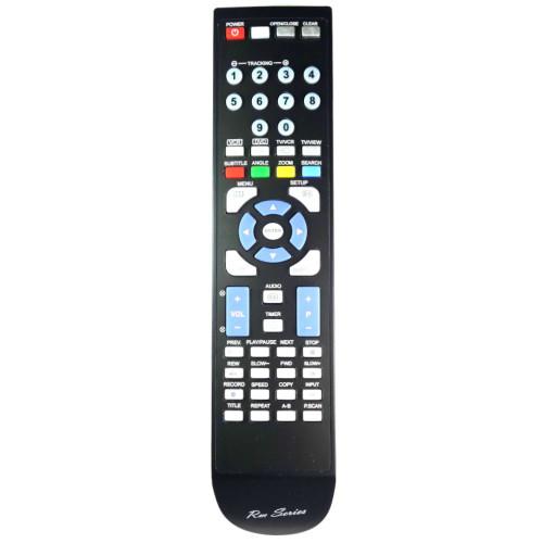 RM-Series DVD Recorder Remote Control for Bush DVRHS02