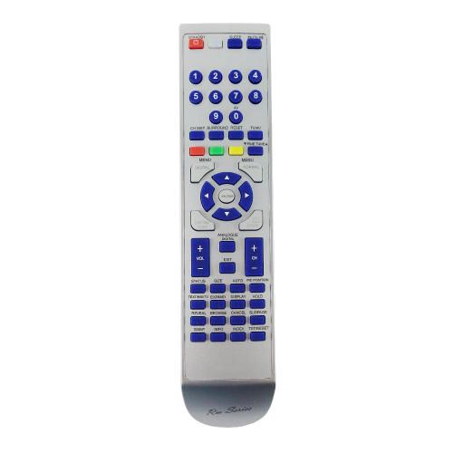 RM-Series TV Replacement Remote Control for Com COM4848