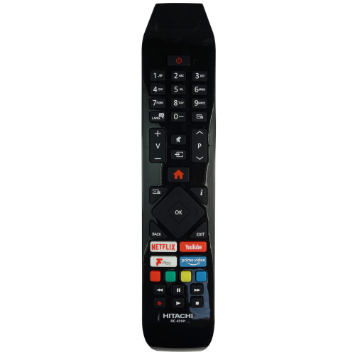 Genuine Hitachi 24HE2000UB TV Remote Control