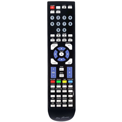 RM-Series TV Replacement Remote Control for Wharfedale L19T11W
