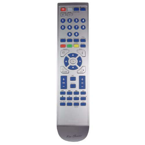 RM-Series Blu-Ray Remote Control for Samsung AH59-02303A