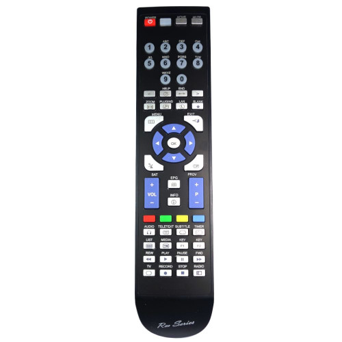RM-Series Receiver Remote Control for Technomate TM-Nano-M3DVB-S/S2