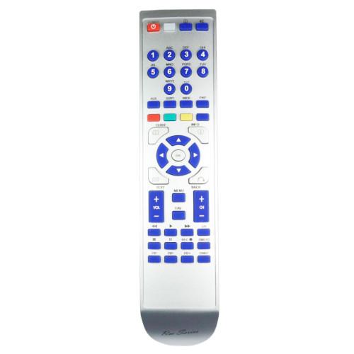 RM-Series PVR Remote Control for Evesham RC1101