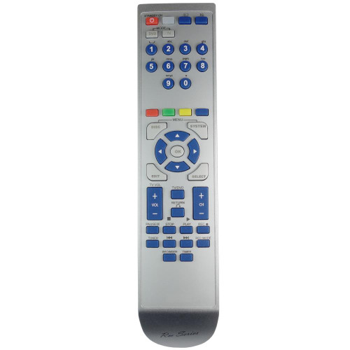 RM-Series DVD Recorder Remote Control for Philips 313924872121