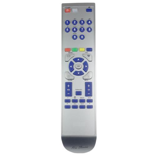 RM-Series RMC10717 Digital Set Top Box Remote Control