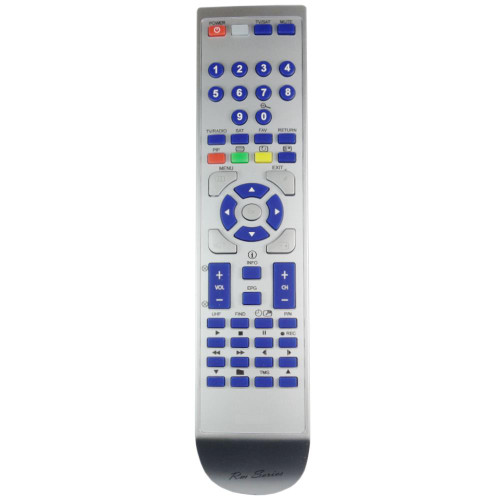 RM-Series Satellite Receiver Remote Control for Star Track SRT-400