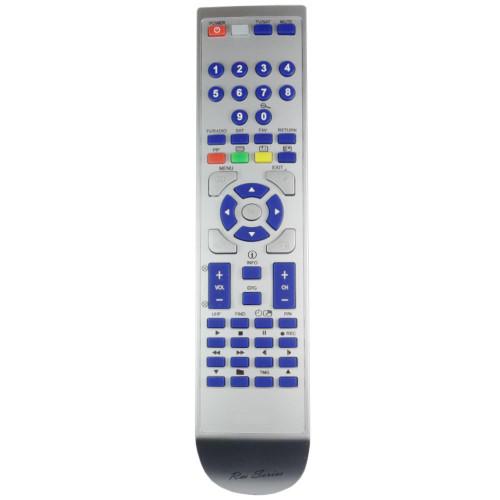 RM-Series RMC8092 Satellite Receiver Remote Control