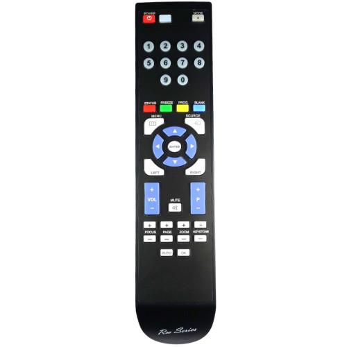 RM-Series Projector Remote Control for Promethean EST-P1