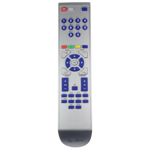 RM-Series Freesat Remote Control for Humax HDCI5000