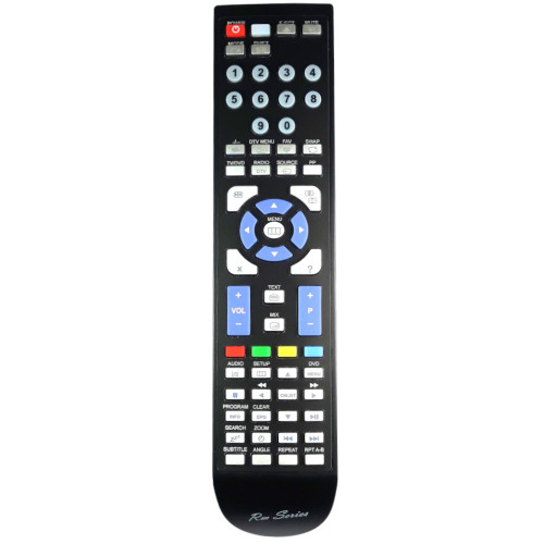RM-Series RMC1134 TV Remote Control