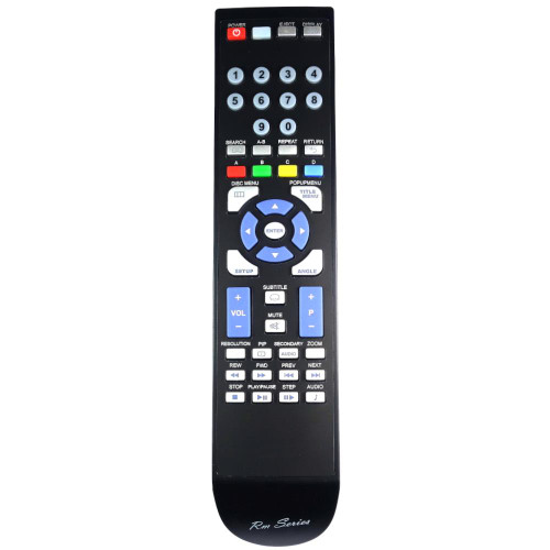 RM-Series Blu-Ray Remote Control for Bush DS-B035