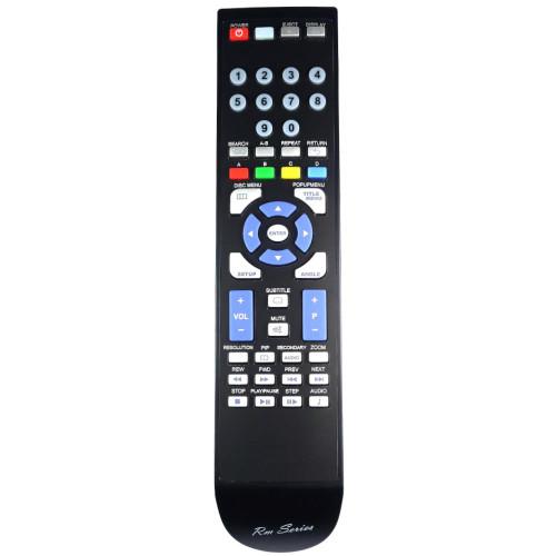 RM-Series Blu-Ray Remote Control for Bush DS-B031