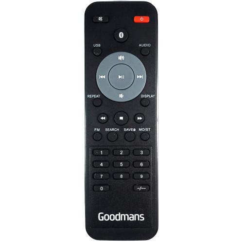 Genuine Goodmans GDTSPK02 Speaker Tower Remote Control