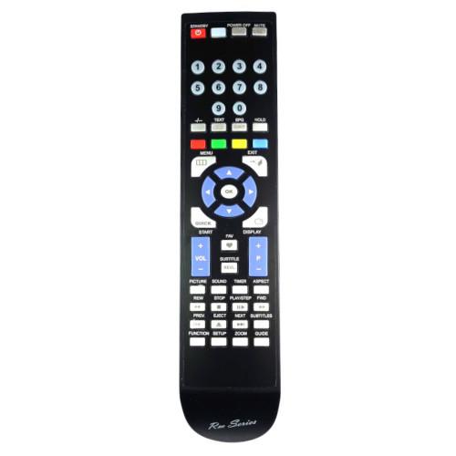RM-Series TV Remote Control for CELLO C1573F