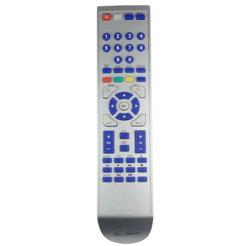 RM-Series Satellite TV Remote Control for Technika STBHDIS2010