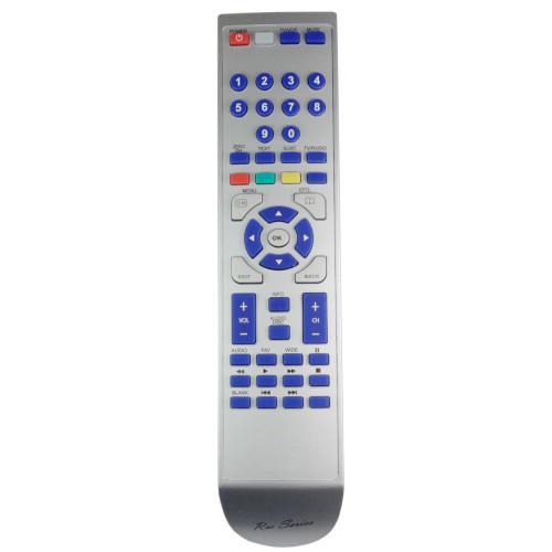 RM-Series RMC12496 Satellite TV Remote Control