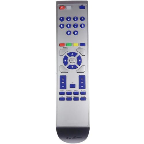 RM-Series Receiver Remote Control for Polaroid POSTB1