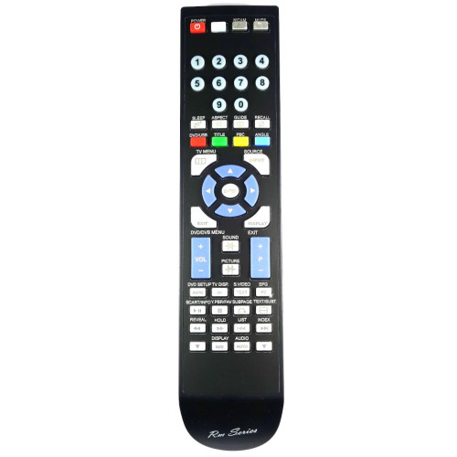 RM-Series TV Remote Control for Tevion LCD32101D
