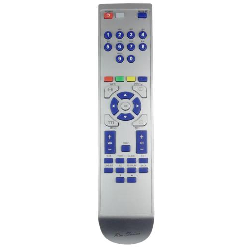 RM-Series Freesat Receiver Remote Control for GRUNDIG GUFSAT01SD