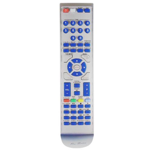 RM-Series HiFi Replacement Remote Control for Technics SA-DV250