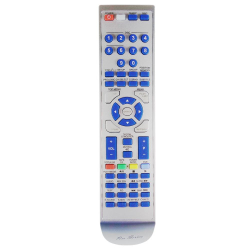 RM-Series HiFi Replacement Remote Control for Technics EUR7702140