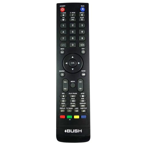 Genuine Bush KR004F005 TV Remote Control