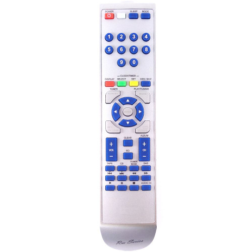RM-Series HiFi Replacement Remote Control for Sony CMT-CPX11
