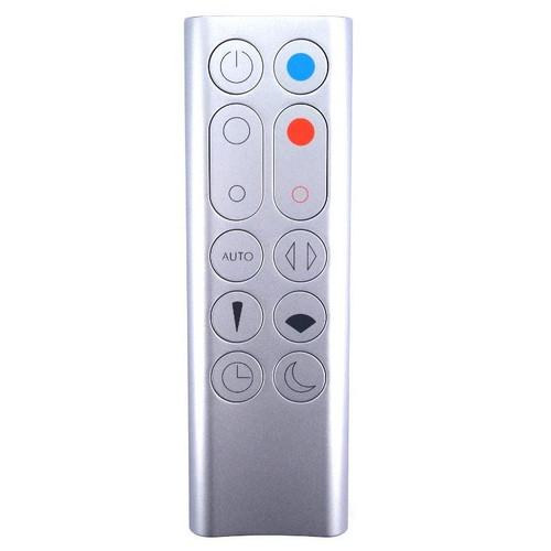 Genuine Dyson HP01 Silver Fan Remote Control