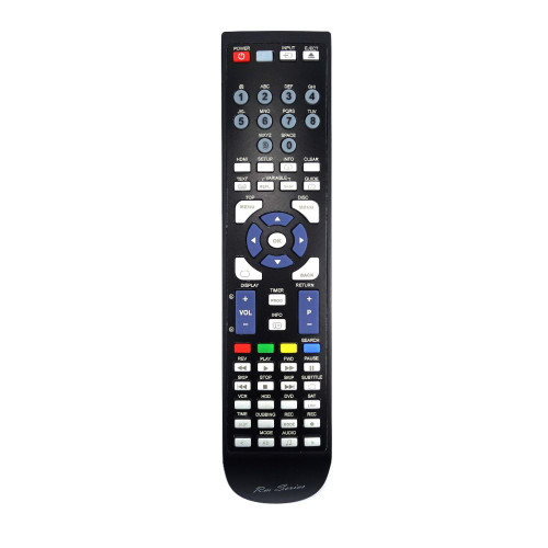 RM-Series RMC10102 DVD Recorder Replacement Remote Control