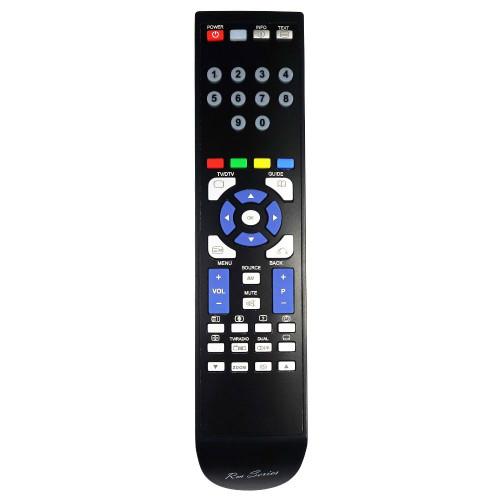 RM-Series TV Remote Control for Telefunken T23E911CT