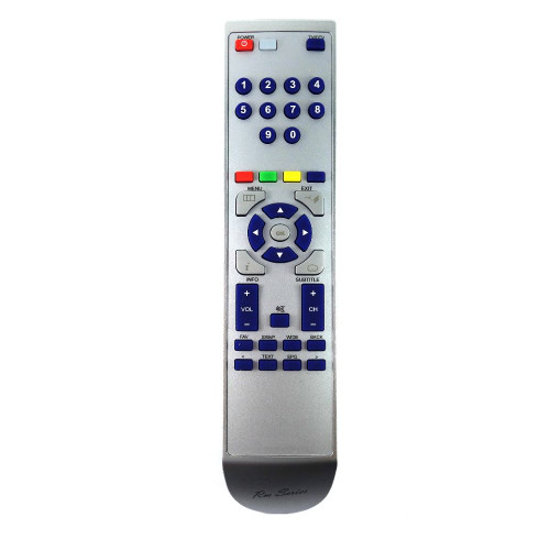 RM-Series RMC12460 Freesat Receiver Replacement Remote Control