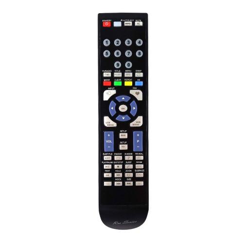 RM-Series TV Remote Control for Baird PR42BAIRD
