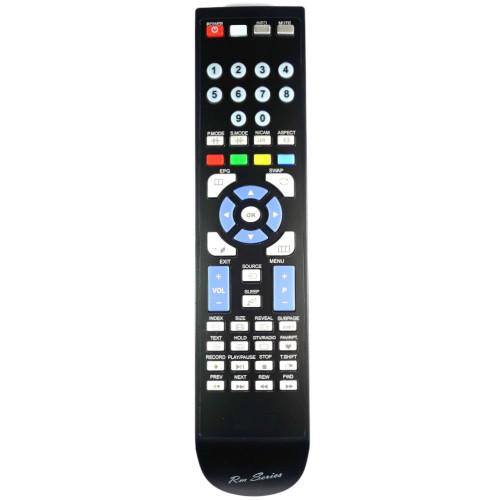 RM-Series TV Remote Control for AKURA APL2YR3268-3U