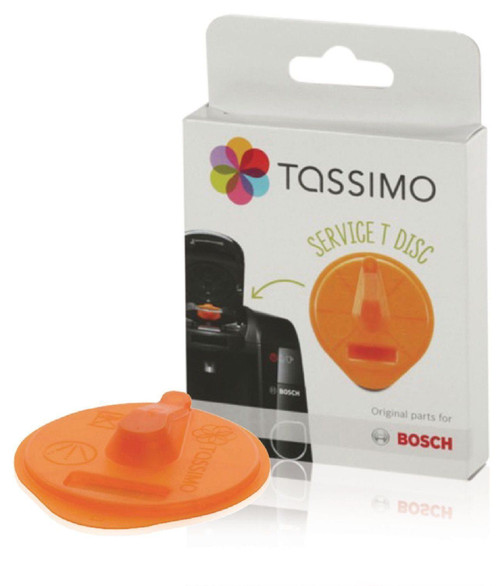 Genuine Tassimo TAS1001/01 Coffee Machine Cleaning Disc