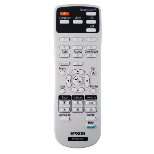 Genuine Epson 1547200 / 154720001 Projector Remote Control -